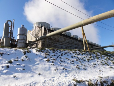 Operator of the Geysers geothermal plants considering sale