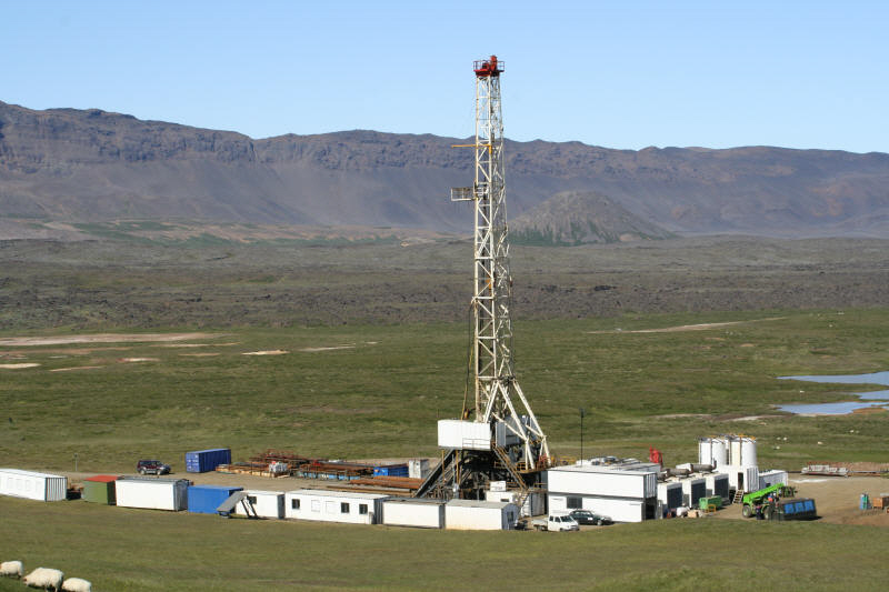 Exploratory Drilling to start this month at Theistareykir project in North Iceland