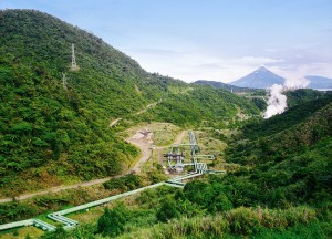 Three geothermal plants back online after earthquake in Philippines