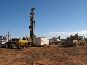 Geothermal Resources sold one of its petroleum exploration licenses in SA