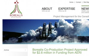 Borealis GeoPower updates on co-production from oilfield waste water