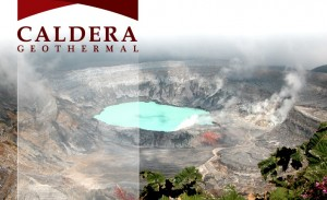 Richard Zehner of Caldera Geothermal in interview