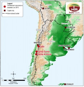 EDC reports acquisition of 70 percent stake in four projects in Chile, Peru