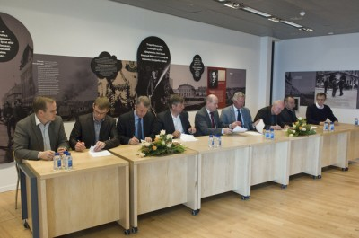 Eight Icelandic firms join in cooperation agreement with Mitsubish Heavy Industries