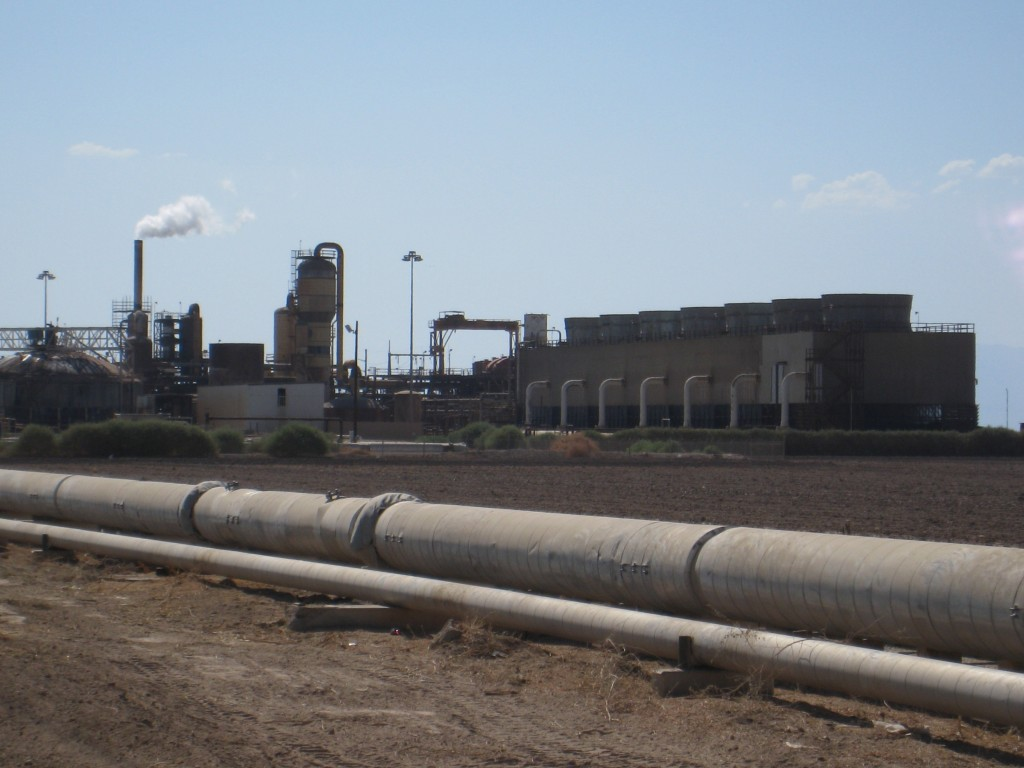 Geothermal lease sale expected in California