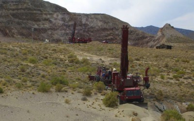 Wilco Energy leases geothermal rights from mining co. in Nevada