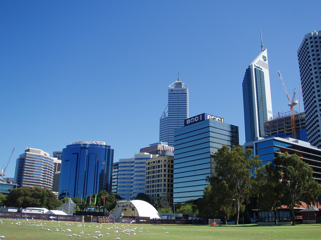 Article on GreenRock Energy and its Perth project
