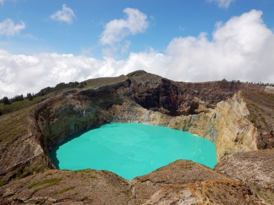 Indonesian government plans for geothermal development on Flores Island