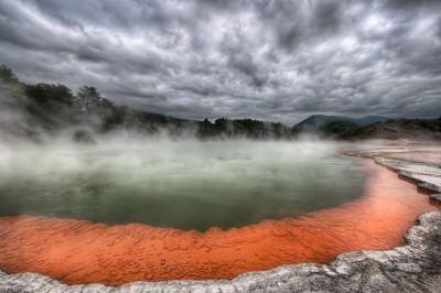 Geothermal wonders key in NZ North Island new marketing campaign