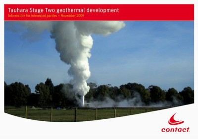 Taupo Maori Trust signs geothermal drilling deal with Contact Energy