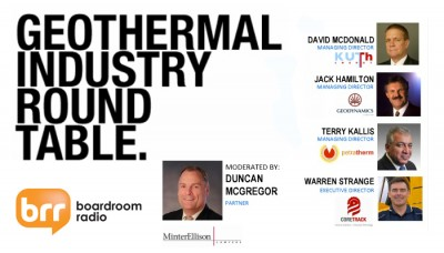 Australian geothermal leaders discuss industry status in recent round table