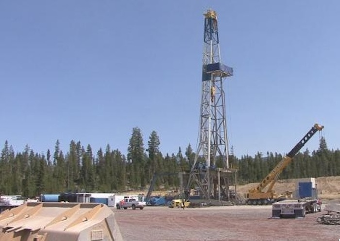 Work of Davenport/ AltaRock continues at Newberry project in Oregon