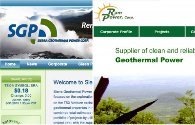 Sierra Geothermal/ Ram Power merger receives shareholder approval