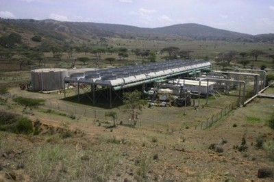 New Risk Mitigation Facility made available in East Africa in 2012