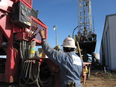 Raser starts drilling first production well at Lightning Dock
