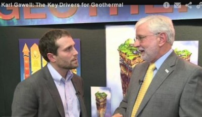 Geothermal growth accompanied by challenges