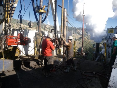 R&D funding aimed at improving geothermal drilling efficiency and reduce costs
