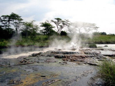 Toshiba to support geothermal development in Uganda