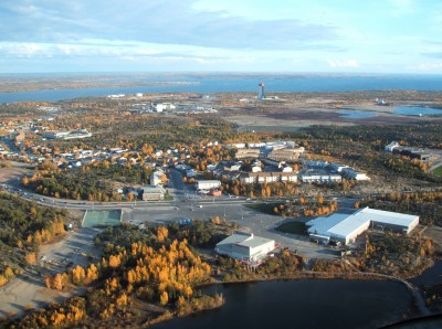 Yellowknife geothermal heating project at Con Mine going to the polls
