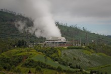 Darajat_geothermal_plant_Chevron_Indonesia