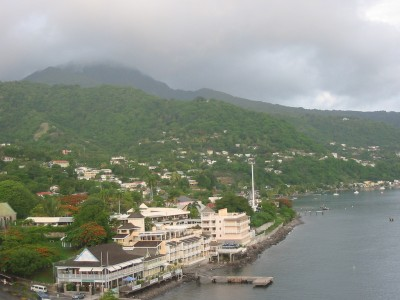 EDF decision not to effect ongoing development in Dominica