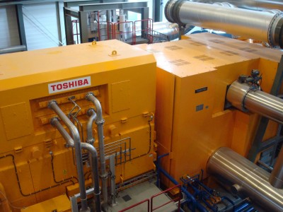 Toshiba current geothermal focus on Turkey and Africa