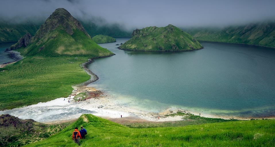 Russian government urges geothermal development on South Kuril Islands