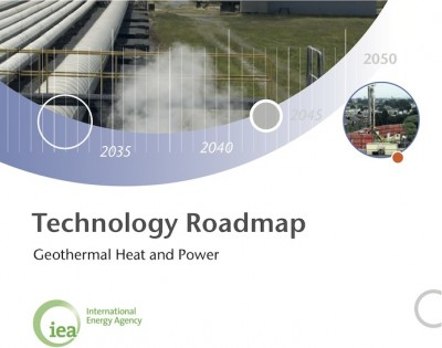 IEA Geothermal Technology Roadmap considers geothermal as one of key technologies