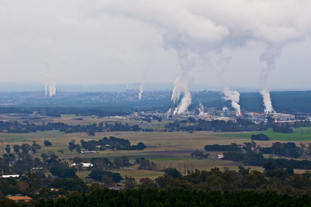 Impact of Carbon Pricing on renewable energy development in Australia