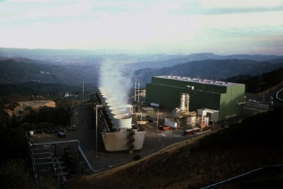 Fires in California create some damage to geothermal plant at Geysers