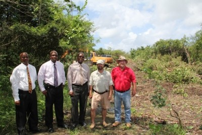 West Indies Power starts first construction efforts at Nevis project