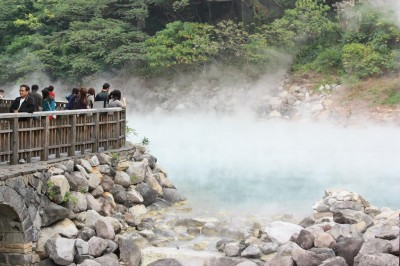 Small geothermal power plant considered near Taipei in Taiwan