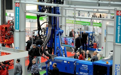 GeoTherm – Expo & Congress, Offenburg, Germany, March 1-2, 2012