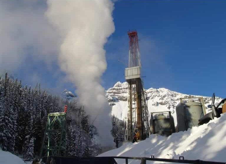 Geothermal lease at South Meager Creek, British Columbia has been renewed