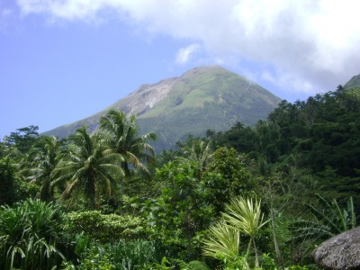 Information campaign started for Bulusan project, Philippines