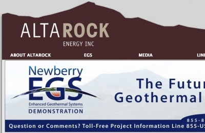 AltaRock Energy releases educational overview video on EGS