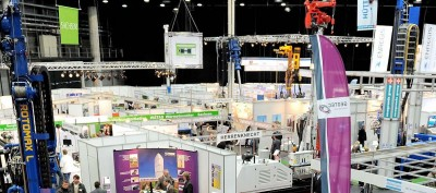 GeoTHERM 2012 geothermal trade show with recording exhibitor registrations