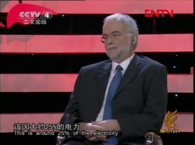 Cooperation of China and Iceland in the focus on TV station CCTV4