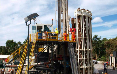 Dominican geothermal project with promising initial drilling results