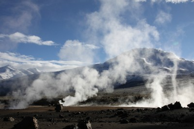 Chile to promote geothermal energy across public entities