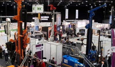 GeoTHERM trade show in Germany last week with record attendance