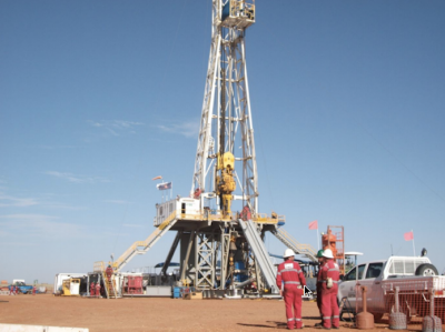 Geodynamics to start spudding Habanero 4 well and sold drilling rig