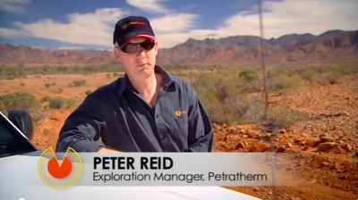 Peter Reid, founder of Petratherm in a recent magazine interview