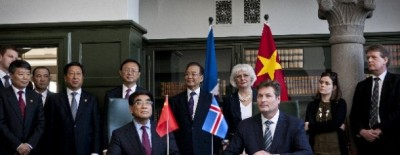 Icelandic Orka Energy to collaborate more closely with Sinopec on geothermal development