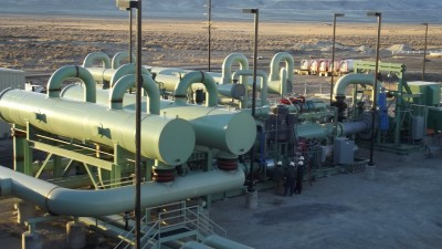 Uptime for U.S. Geothermal plants at 98% in Q4 of 2014