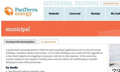 Colorado firm receives status as geothermal utility