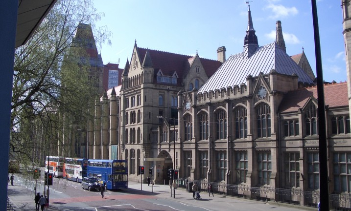 UniversityManchester_OxfordRoad