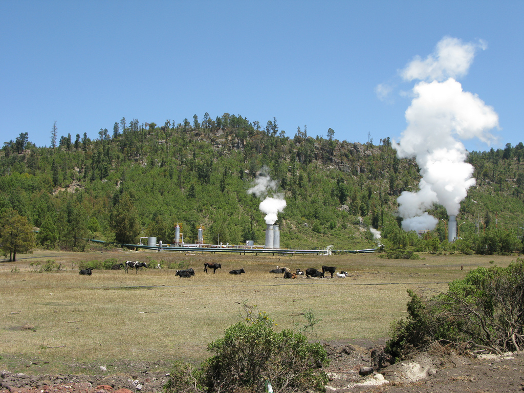 Four companies bidding for geothermal EPC contract at Los Azufres, Mexico