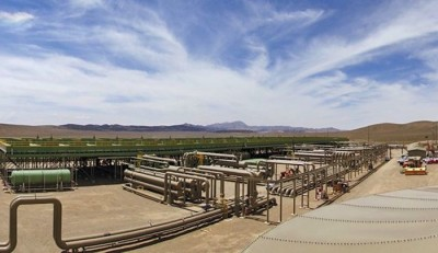 Renewable Energy World: Geothermal Project of the year McGinness Hills