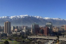 Santiago_Chile_view